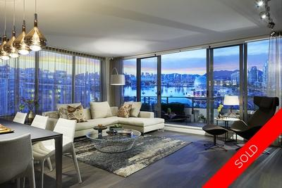 Vancouver Condo for sale:  2 bedroom 1,616 sq.ft. (Listed 2016-07-23)