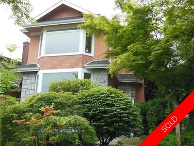 Point Grey House for sale:  4 bedroom 2,697 sq.ft. (Listed 2014-06-02)