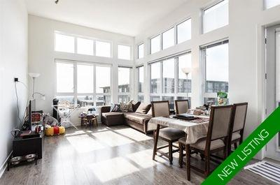 Simon Fraser Univer. Apartment/Condo for sale:  2 bedroom 989 sq.ft. (Listed 2020-06-02)