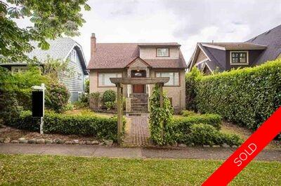Kerrisdale House/Single Family for sale:  4 bedroom 2,286 sq.ft. (Listed 2020-05-25)