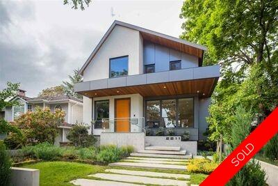 Kerrisdale House/Single Family for sale:  4 bedroom 3,390 sq.ft. (Listed 2021-01-10)